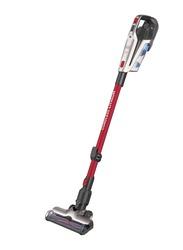 Black+Decker 21.6V 3-in-1 Cordless Stick Vacuum Cleaner, 500ml, BHFE620J-GB, Red/Grey