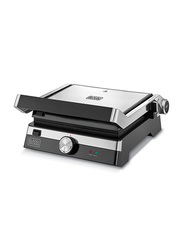 Black+Decker Non-Stick Grill, 2000W, CG2000-B5, Black