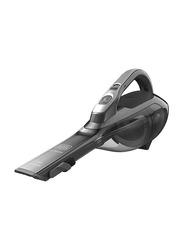 Black+Decker Dustbuster 21.6 Wh 10.8V Lithium-ion Cordless Handheld Vacuum Cleaner, 500ml, DVA320J-B5, Grey