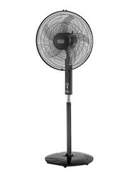 Black+Decker Pedestal Stand Fan with Remote Control, FS1620R-B5, Black