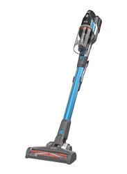 Black+Decker Powerseries Extreme 36V 4-in-1 Cordless Stick Vacuum Cleaner, 750ml, BHFEV362D-GB, Blue/Grey