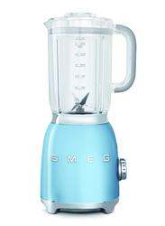 Smeg 50's Retro Style Aesthetic Blender, 800W, Blue