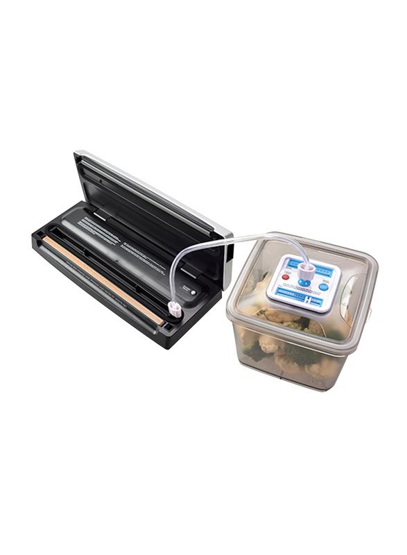Solis Vac Smart Vacuum Sealer, Type 577, 110W, 922.37, Silver