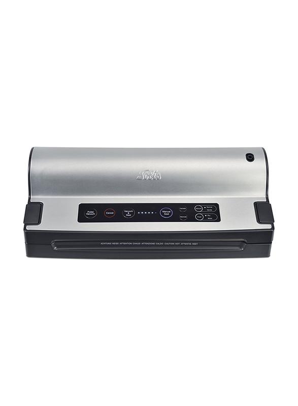 Solis Vac Prestige Vacuum Sealer, Type 575, 120W, 922.39, Silver