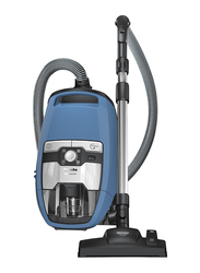 Miele Blizzard CX1 Blue PowerLine Cylinder Vacuum Cleaner, SKRF3, Blue