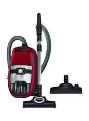 Miele Blizzard CX1 Cat & Dog PowerLine Cylinder Vacuum Cleaners with Turbobrush, SKCF3, Red