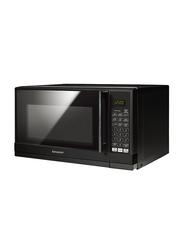 Sharp 20L Microwave Oven, 700W, R-20GHM-BK3, Black