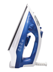 Sharp Electric Steam Iron 2180W, EI-SU11-B3, Blue
