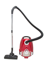 Sharp 2200W Canister Vacuum Cleaner, 5L, EC-BG2205A-RZ, Red