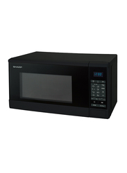 Sharp 20L Microwave Oven, 700W, R-20GM-WH3, White