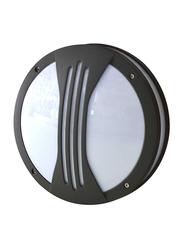 Salhiya Lighting Outdoor Wall/Ceiling Light, LED Bulb Type, 5601, Black