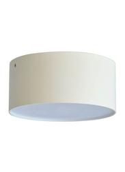 Euroluce Spotlight Frame, LED Bulb Type, Surface Mounted, 11W, LC1396, White