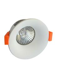 Euroluce Spotlight Frame, MR16-GU10 Bulb Type, NC1825, Matt White