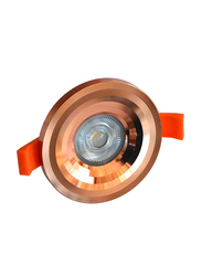 Euroluce Spotlight Frame, MR16-GUI10 Bulb Type, NC2R018Q, Red Copper