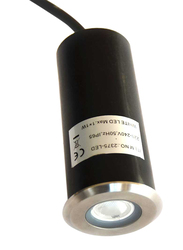 Salhiya Lighting Underground Light, LED Bulb Type, IP67, 2375, Silver