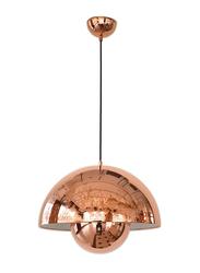 Salhiya Lighting Indoor Ceiling Hanging Pendant Light, E27 Bulb Type, MD207701500, Rose Gold