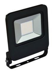 Radium LED Flood Light, 50W Daylight 6500K, FLLA1765, Black