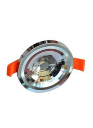 Euroluce Spotlight Frame, MR16-GU10 Bulb Type, NC2R018, Chrome