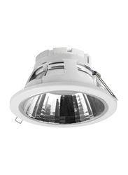 Megaman Recessed LED Ceiling Downlight, GX53 Bulb Type, 13W Holder, Energy Saving, L0503RC, Daylight