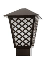 Salhiya Lighting Gate Top Light, E27 Bulb Type, Glass Diffuser, 145104, Goldmine