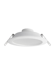 Megaman Sienalite Integrated Ceiling Downlight, LED Bulb Type, 13W, FDL70200v0, Warm White