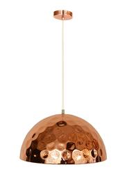 Salhiya Lighting Dining Seo Yeon Ceiling Pendant Light, E27 Bulb Type, Medium, MD16027503, Rose Gold