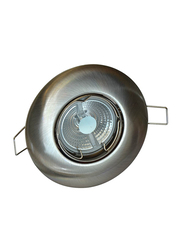 Salhiya Lighting Spotlight Frame, LED Bulb Type, Round Movable, AL333, Grey