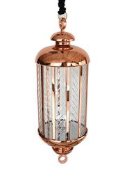 Salhiya Lighting Modern Ceiling Pendant LED Light, GD30776260, Rose Gold