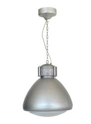 Salhiya Lighting High Lumens G12 Warehouse/Industrial High Bay Light, E27 Bulb Type, 70W, AL45D, Light Grey