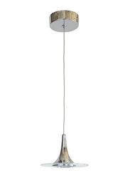 Salhiya Lighting Indoor Ceiling Hanging Pendant Light, LED Bulb Type, MD160090101A, Chrome
