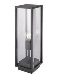 Salhiya Lighting Post/Ground Lanterns Light, E27 Bulb Type, IP54, H1463500, Black