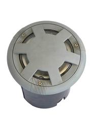 Salhiya Lighting Underground Light, E27 Bulb Type, IP65, M7003A, Silver