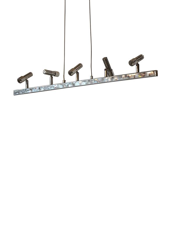 Salhiya Lighting Indoor Ceiling Hanging Lights, LED Bulb Type, MD109008, Chrome
