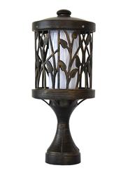 Salhiya Lighting Gate Top Light, LED Bulb Type, 7204, Goldmine
