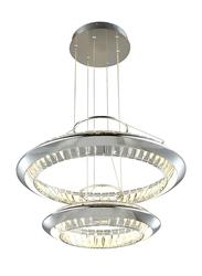 Salhiya Lighting Modern Stylish Chandelier Light, LED Bulb Type, 6A, MD14066702, Chrome