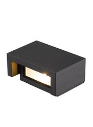 Salhiya Lighting Ground Light, LED Bulb Type, 1x155W, IP65, H1391, 3000K-Black