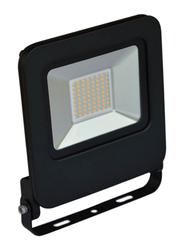Radium LED Flood Light, 50W, IP65, FLLA1763, 3000K-Warm White/Black