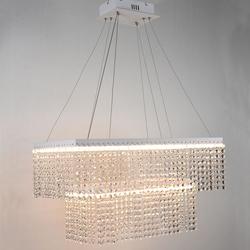 Salhiya Lighting Modern Pendant LED Light, 600W+ 400W, TPLD2016121S, White