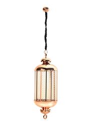 Salhiya Lighting Modern Ceiling Pendant LED Light, GD30779380, Rose Gold