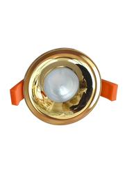 Euroluce Spotlight Frame, MR16-GU10 Bulb Type, NC1825, Gold