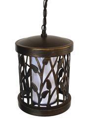 Salhiya Lighting Outdoor Hanging Ceiling Light, E27 Bulb Type, 7205, Goldmine