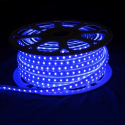 Salhiya Lighting 50 Meter High Quality LED Flexible Strip Light, 8W/Meter, IP65, OMLNE5050, Blue
