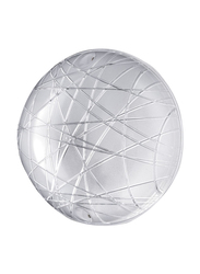 Lombardo Nido Tonda 240 Outdoor Wall/Ceiling Light, E27 Bulb Type, LB2422N, White