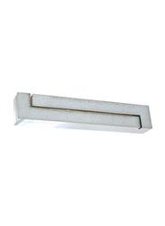 Salhiya Lighting LED Mirror/Picture Light, Steel, 16W, 60x11, MB17030072, Silver
