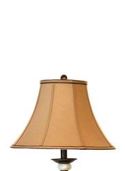 Salhiya Lighting Floor Lamp, E27 Bulb Type, T128251, Bronze/Beige