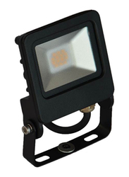Radium LED Flood Light, 10W, FLLA1759, 6500K-Daylight, Black