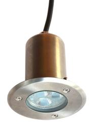 Salhiya Lighting Underground Light, LED Bulb Type, 1W Cree, 12x12x10 cm, IP67, 2321, 5000K-Natural White