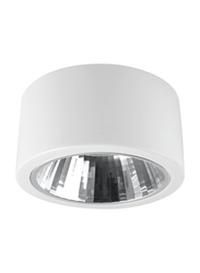 Megaman Indoor Ceiling Light, LED Bulb Type, Energy Saving, 13W, Surface Mounted Luminaire, L0503CL, Daylight