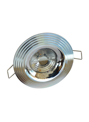 Salhiya Lighting Spotlight Frame, LED Bulb Type, AL1760R, Chrome