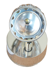 Salhiya Lighting LED Mirror/Picture Light, Steel, HLH00902, Silver